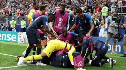 Francia, la selección que vuelve a ser campeona 20 años después en Rusia 2018