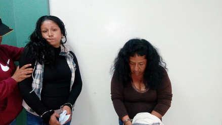 Capturan a mujeres robando en alrededores de mercado Modelo de Chiclayo