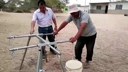 Mórrope: piden más cisternas y tanques para afectados con agua contaminada