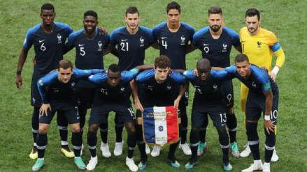 1x1 | Así vimos a los jugadores de Francia en la final de Rusia 2018 contra Croacia
