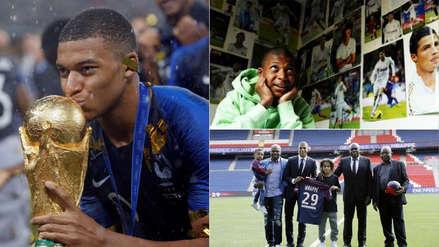 5 cosas que no sabías de la vida de Kylian Mbappé