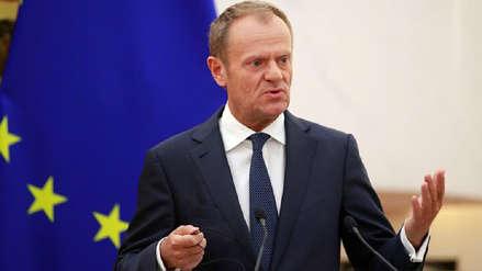 La Unión Europea insta a China, Rusia y EE.UU. a