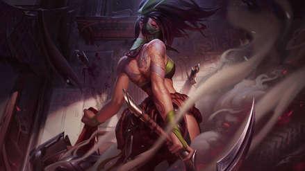 League of Legends: Se filtra rework de Akali