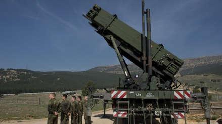 EE.UU. quiere que Turquía compre misiles Patriot y no el sistema antiaéreo ruso S-400