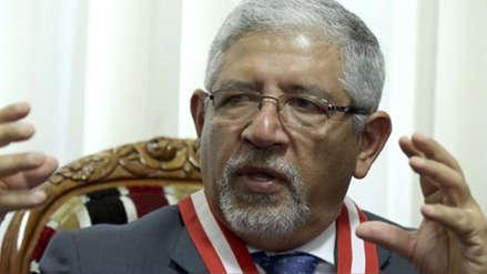 Presidente de comisión del PJ dijo que evalúan permanencia de jueces designados en gestión de Ríos