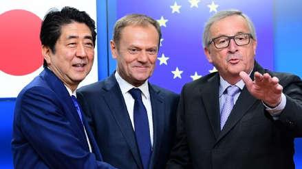 La Unión Europea firmará en Tokio un acuerdo de libre comercio con Japón