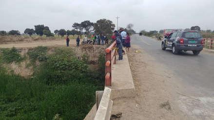 Mototaxista muere tras chocar contra baranda de puente en Ferreñafe