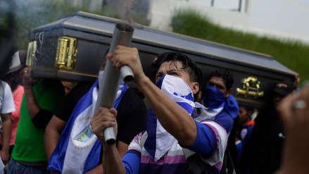 Doce países latinoamericanos denuncian violaciones a los DD.HH. en Nicaragua