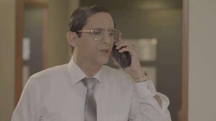 """""""Caiga quien Caiga"""": Filme sobre la captura de Vladimiro Montesinos estrena nuevo avance"""