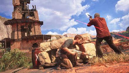 Impresionante corto de Uncharted es todo lo que queremos de una película de videojuegos
