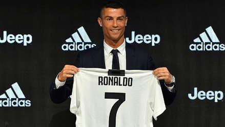 Diez frases que dejó Cristiano Ronaldo en su presentación con la Juventus