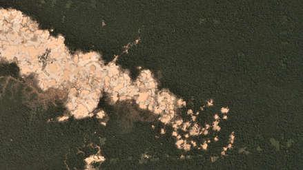 Madre de Dios: mineros ilegales deforestaron 1.700 hectáreas entre enero y junio de 2018