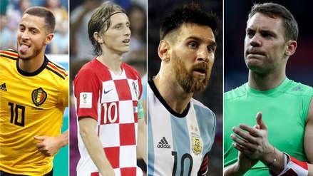 Rusia 2018: 5 destacados y 5 decepciones que dejó la Copa del Mundo