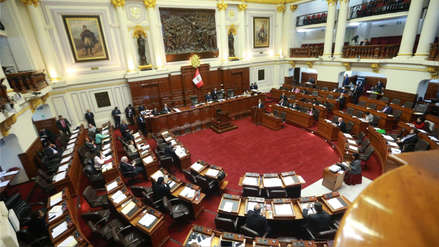 Tres en Línea | Parlamentarios expusieron sus puntos de vista sobre la legislatura extraordinaria
