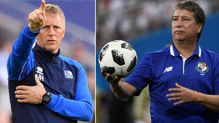 Islandia y Panamá se quedaron sin DT tras finalizar Rusia 2018