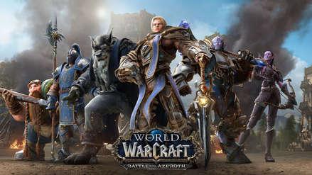 Ya puedes jugar World of Warcraft sin pagar las expansiones