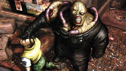 Capcom juega con una posible remasterización de Resident Evil 3