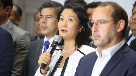 Abogada de Keiko Fujimori negó que su recurso de casación se haya resuelto