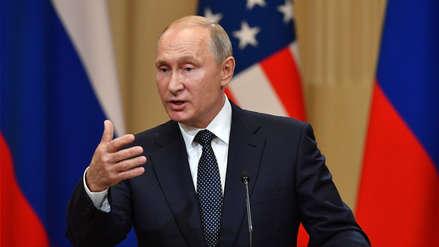 La respuesta de Putin cuando le preguntaron por qué sus opositores resultan muertos