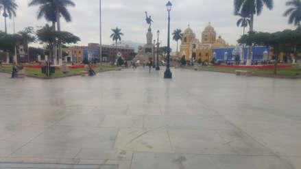 Corregirán deficiencias en plaza de armas de Trujillo tras investigación fiscal