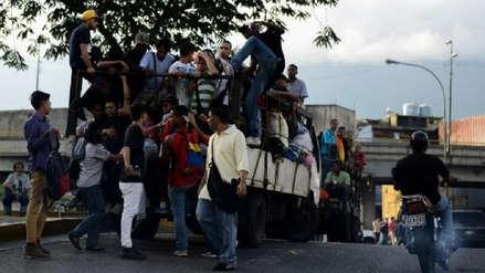Venezuela: Menor de 13 años murió tras ser baleado en protestas por falta de agua y luz