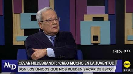 Hildebrandt sobre crisis en CNM y PJ:
