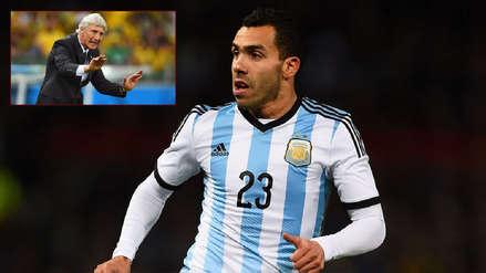 Carlos Tevez tiene su candidato para DT de Argentina: