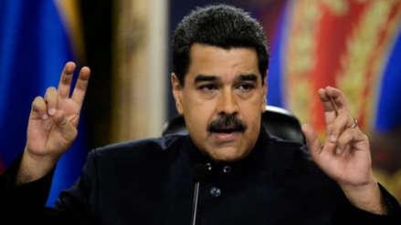 Maduro felicitó a Francia por el título en el Mundial y pidió el cese del racismo en Europa