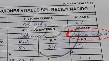 Luka Modric es peruano y nació en Cajamarca