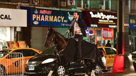 "Keanu Reeves combate a caballo en ""John Wick 3: Parabellum"" [FOTOS]"