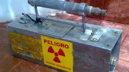 El gobierno de México anunció el hallazgo de fuente radioactiva robada