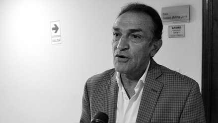 Nuevo Perú presenta acusación constitucional contra Héctor Becerril