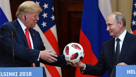 Las declaraciones de Trump tras su reunión con Putin generan indignación en EE.UU.