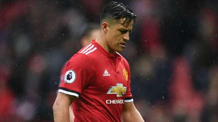 Alexis Sánchez no podrá realizar la pretemporada del Manchester United en EE.UU.