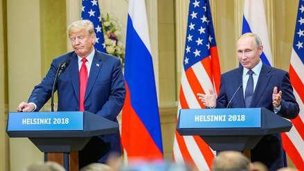 Putin admitió que deseaba la victoria de Trump, pero negó haberla propiciado