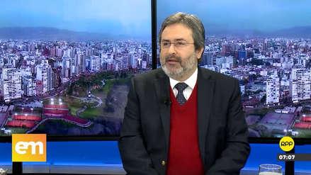 Jiménez pide prohibir reuniones entre abogados y jueces para