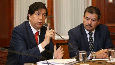 Iván Noguera: No tengo que renunciar todavía, no he cometido ningún delito