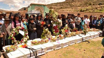 Soras, 34 años de la masacre terrorista que aún no tiene sentencia