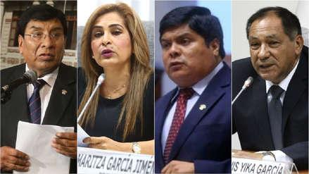 Congresistas que renunciaron a Fuerza Popular solicitan el reconocimiento de 'Cambio 21'