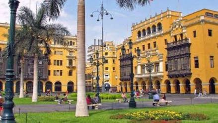Delincuentes asaltaron la sanguchería 'El Chinito' de la Plaza de Armas de Lima