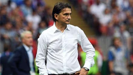La 'carta abierta' del entrenador de Croacia contra los políticos de su país resultó ser falsa