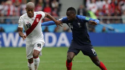Blaise Matuidi y sus frases que destacan la actuación de la Selección Peruana