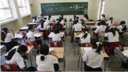 Descontarán sueldo a profesores huelguistas en La Libertad