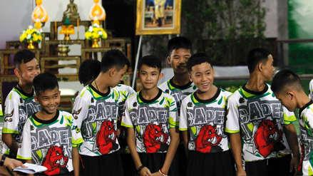 Niños de Tailandia explicaron por qué entraron a cueva y qué hicieron para intentar escapar