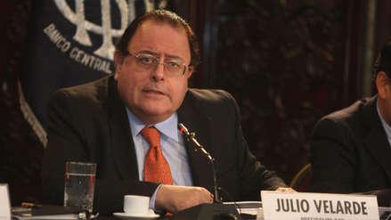 Banco Central descarta que escándalo por corrupción en el Poder Judicial dañe economía