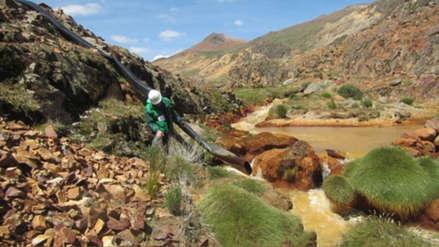 Amnistía Internacional entregó a Perú petición para atender a contaminados con metales pesados
