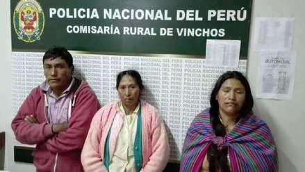 Ayacucho: Dictan 9 meses de prisión preventiva para hermanos que mataron a su madre en ritual