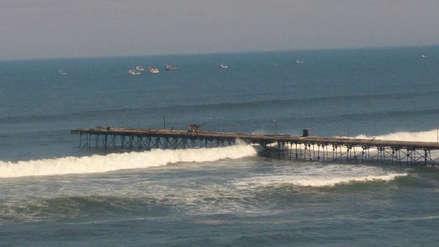 Capitanía alerta incremento de oleajes en litoral lambayecano
