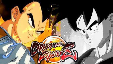 Las versiones originales de Goku y Vegeta llegarán a Dragon Ball FighterZ