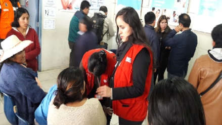 Qali Warma: Los 463 escolares intoxicados en Cañete fueron dados de alta